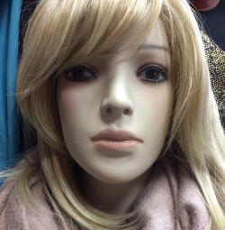 I sell a new female wig