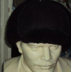 tiger winter hat
