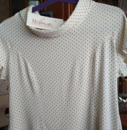 Μπλούζα 48-50 βισκόζη