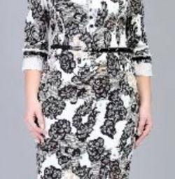 Распродажа 800₽ Женское платье,размер 56