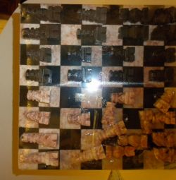 шахи з оніксу