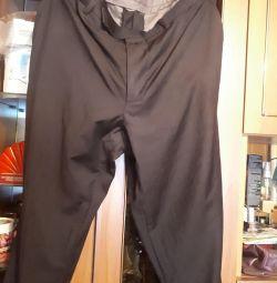Men's trousers 46-48 size