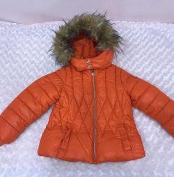 Куртка 110-116