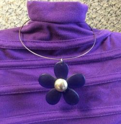 Necklace with pendant
