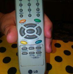 Telecomandă pe TV.LG67 10V00124D