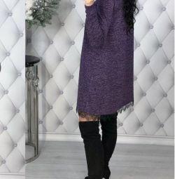 Φόρεμα Angora-Όλα τα χρώματα και τα μεγέθη