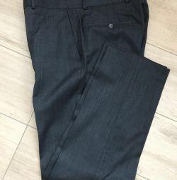 Erkek pantolonları Emilio Guido