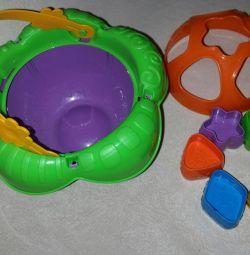 Toy sorter