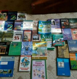 TEXTBOOKS AND ATLASES SCHOOL 2-11 CLASSES