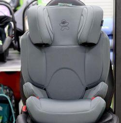 Araba koltuğu Cybex Solution 2-Fix 15-36 kg'dan itibaren