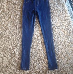 Лосини під джинсу