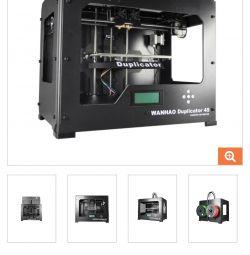 Imprimanta 3D wanhao duplicator 4S
