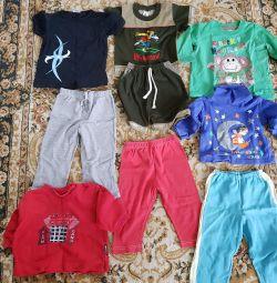Συσκευασία ρούχων (σπίτι / εξοχικό)