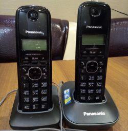 Telefon fără fir PANASONIK