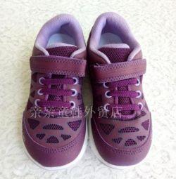 Παιδικά πάνινα παπούτσια VIKING