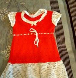 Νέο φόρεμα για κορίτσι