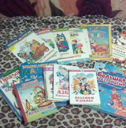 Cărți pentru copii. Direcții diferite.