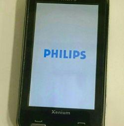 Philips xenium x800 κινητό τηλέφωνο