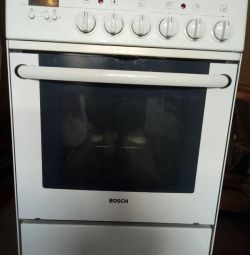 Electric ceramic cooker BOSCH Germany