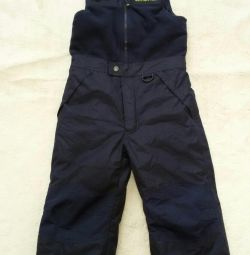 Winter weatherproof coveralls (new)