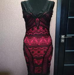 Evening dress 44-46.