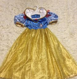 Dress and skirt (Snow White)