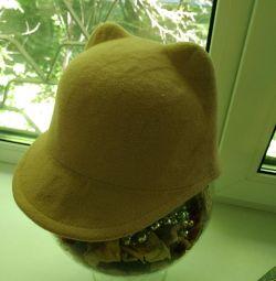 Καπέλο με αυτιά