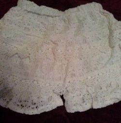 Shorts for girls!
