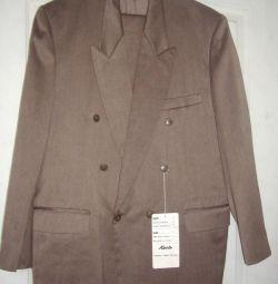 новий чоловічий костюм р.54