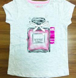 Βαμβάκι T-shirt για κορίτσι