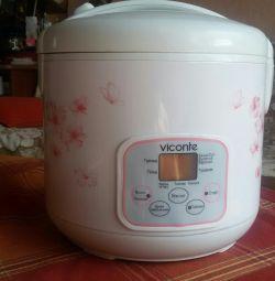 Yavaş pişirici VICONTE