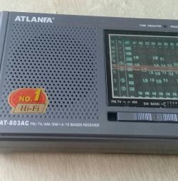 радиоприемник на запчасти