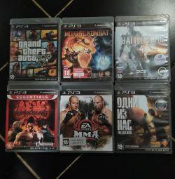 Jocuri PS3 (PS 3 jocuri)