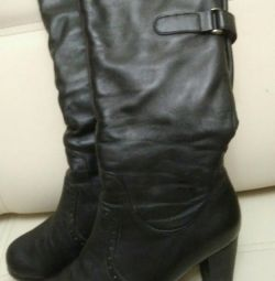 New Winter Boots (Leather + Cygike) p.36-37