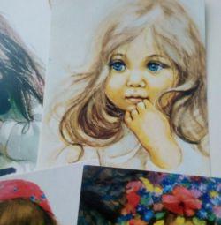 Cărți poștale din anii '70