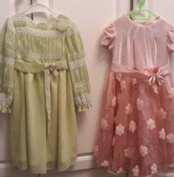 Dresses growth 116