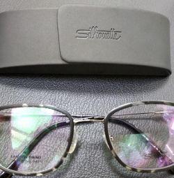 Eyeglass frames for women Sillouette