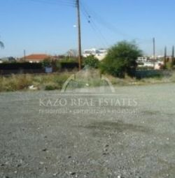Plot Residential in Germasoyeia Tourist Area Limas