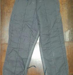 Underpants under the winter semi-kombenzon 170-174 height