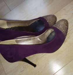 Suede παπούτσια 37ρ.