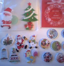 Christmas sets for needlework