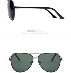 Merry's Men's Polaroid Sunglasses