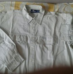 Shirt men's jeans new
