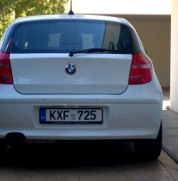 BMW 1 Series 10 is sold