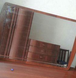 Зеркало, 59 см х 94 см