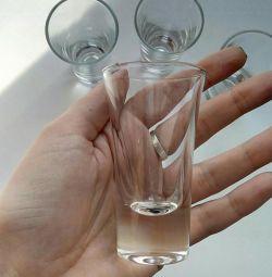 Shot-Glasses-Stacks 2 adet.