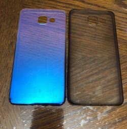Εξώφυλλο για το Samsung A5 16g. Χρησιμοποιείται