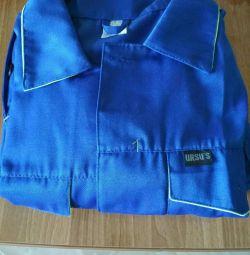 Yeni iş kıyafeti. 52-54 p.