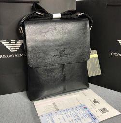 Bag man's Armani