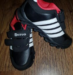 Children's sneakers, 15.5cm in the foot